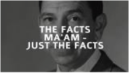 Image of Joe Friday from Dragnet