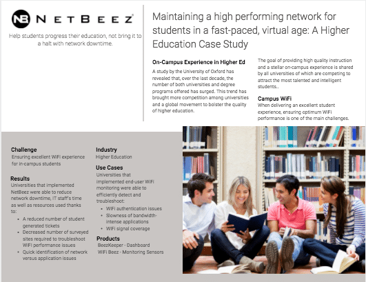 NetBeez | What's the best solution for WiFi monitoring in