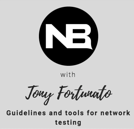 Operational Guidelines and Tools for Network Testing