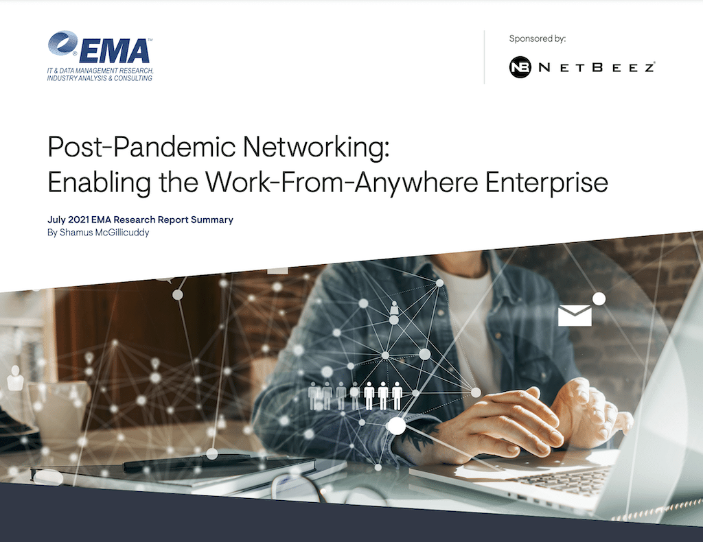EMA Work-From-Anywhere report