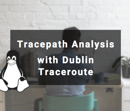 Dublin traceroute NetBeez blog post