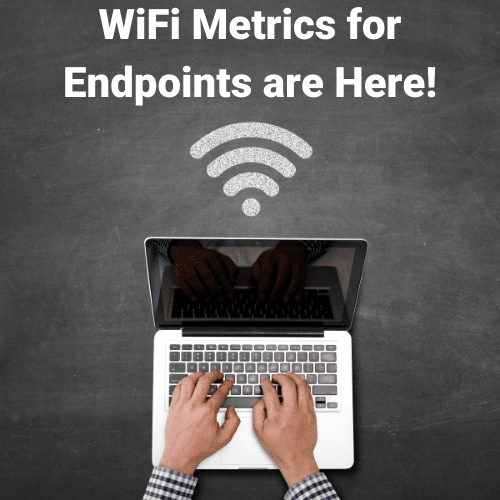 wifi endpoints for remote monitoring