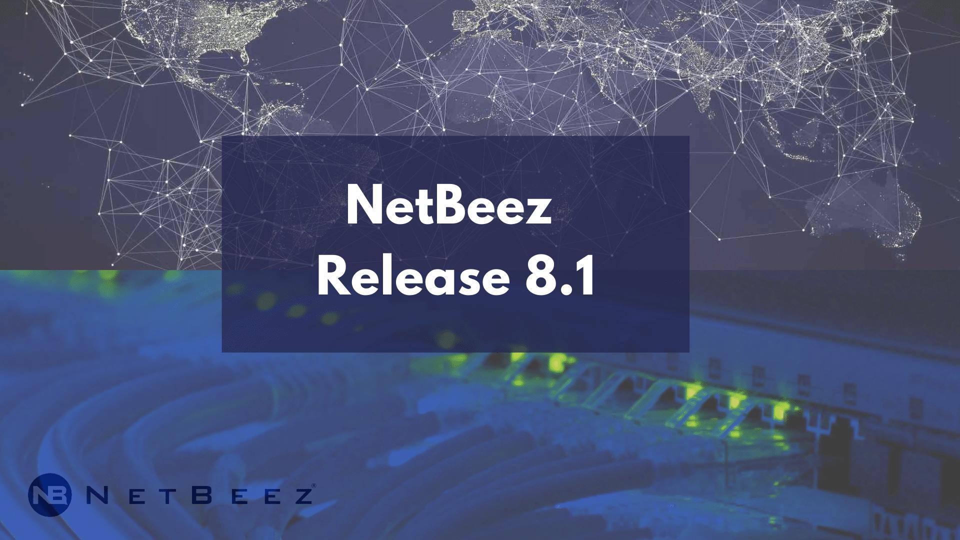 netbeez release 8.1
